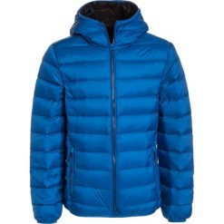 Next PADDED JACKET  Kurtka puchowa blue. Niebieskie kurtki dziewczęce puchowe marki Next, na zimę, z materiału. W wyprzedaży za 255,20 zł.