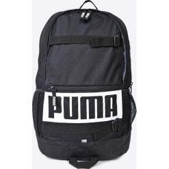 Puma - Plecak. Czarne plecaki męskie Puma, z poliesteru. W wyprzedaży za 119,90 zł.