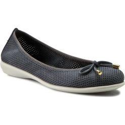 Baleriny damskie: Baleriny THE FLEXX – Miss Italia A103/03 Foro Navy