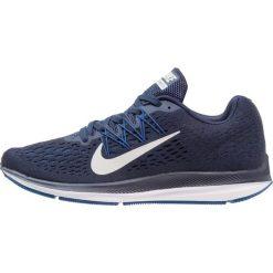Buty do biegania męskie: Nike Performance ZOOM WINFLO 5 Obuwie do biegania treningowe midnight navy/pure platinum
