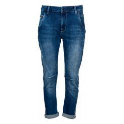 Boyfriendy damskie: Pepe Jeans Jeansy Damskie Topsy 25, Niebieskie
