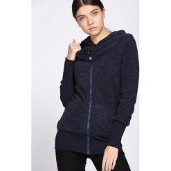 Granatowa Bluza Make Go Of. Szare bluzy rozpinane damskie Born2be, l, z dresówki. Za 39,99 zł.
