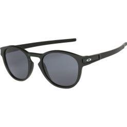 Oakley LATCH Okulary przeciwsłoneczne matte black/grey. Czarne okulary przeciwsłoneczne damskie aviatory Oakley. Za 559,00 zł.