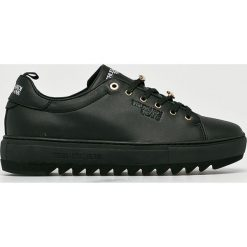 Trussardi Jeans - Buty. Czarne buty sportowe damskie marki Trussardi Jeans, z gumy. Za 549,90 zł.
