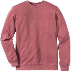 Bluza dresowa bonprix jeżynowy. Fioletowe bejsbolówki męskie bonprix, l, z dresówki. Za 49,99 zł.