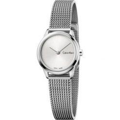 ZEGAREK CALVIN KLEIN MINIMAL K3M231Y6. Szare zegarki męskie marki Calvin Klein, szklane. Za 849,00 zł.