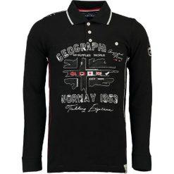 "Koszulki polo: Koszulka polo ""Kolduc"" w kolorze czarnym"