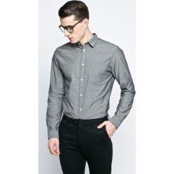 Koszule męskie na spinki: Selected - Koszula