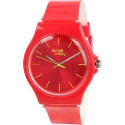 Zegarek Knock Nocky Damski SF3246202 StarFish Lakierowany pomarańczowy. Brązowe zegarki damskie Knock Nocky. Za 134,65 zł.