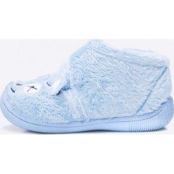 Gioseppo - Tenisówki dziecięce. Niebieskie buty sportowe dziewczęce Gioseppo, z materiału. W wyprzedaży za 69,90 zł.