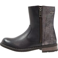 Buty zimowe damskie: Zebra Schuhe LULU Kozaki black/silber