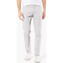 Spodnie męskie: Spodnie chino, krój skinny, Alpha Stretch Khaki