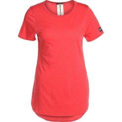 Super.natural COMFORT JAPAN TEE Tshirt basic clove red. Pomarańczowe t-shirty damskie super.natural, xl, z materiału. Za 249,00 zł.