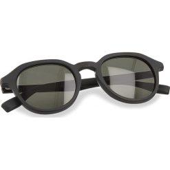 Okulary przeciwsłoneczne BOSS - 0321/S MtBlack Wood 2W7. Czarne okulary przeciwsłoneczne damskie marki Boss. W wyprzedaży za 399,00 zł.