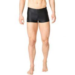 Kąpielówki męskie: Adidas Kąpielówki graphic boxer Czarny r. 48 (AJ8377)