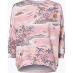 Bluzy rozpinane damskie: Scotch & Soda - Damska bluza nierozpinana, różowy