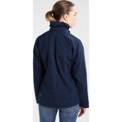 Jack Wolfskin CASCADE PASS 2IN1 Kurtka przeciwdeszczowa midnight blue. Niebieskie kurtki damskie przeciwdeszczowe marki Jack Wolfskin, l, z materiału. W wyprzedaży za 921,75 zł.