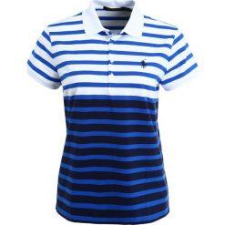 Polo Ralph Lauren Golf Koszulka polo navy/pure white. Niebieskie topy sportowe damskie Polo Ralph Lauren Golf, xs, z bawełny. W wyprzedaży za 275,40 zł.