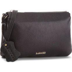 Torebka LASOCKI - BRT-059 Black. Czarne torebki klasyczne damskie Lasocki, ze skóry. Za 119,99 zł.