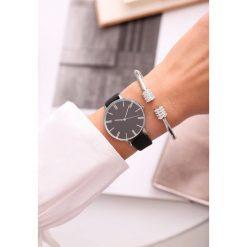 Biżuteria i zegarki: Czarny Zegarek Per diem
