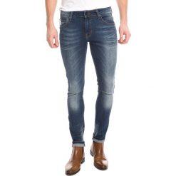 Spodnie męskie: Spodnie w kolorze granatowym
