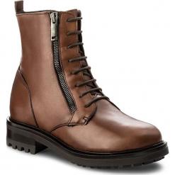 Trapery SERGIO BARDI - Arzana FW127275817KD 105. Brązowe buty zimowe damskie Sergio Bardi, z materiału. W wyprzedaży za 239,00 zł.