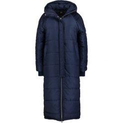 Dr.Denim DIDO Płaszcz zimowy midnight. Niebieskie płaszcze damskie pastelowe Dr.Denim, na zimę, s, z denimu. W wyprzedaży za 461,45 zł.