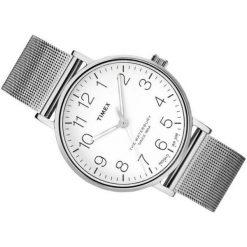 Biżuteria i zegarki męskie: Zegarek Timex Męski TW2R25800 Waterbury Collection Mesh