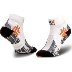 Skarpety Wysokie Unisex X-SOCKS - Marathon X020385 W030. Białe skarpetki męskie X SOCKS, z elastanu. Za 80,00 zł.