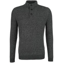 S.Oliver Sweter Męski L Ciemnoszary. Czarne swetry rozpinane męskie S.Oliver, l, z materiału. Za 259,00 zł.