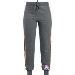 My Little Pony Pony Love Spodnie dresowe damskie odcienie ciemnoszarego. Szare spodnie dresowe damskie marki New Balance, xs, z dresówki. Za 144,90 zł.