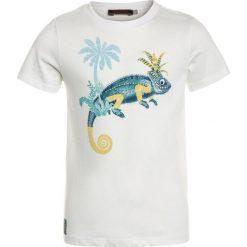 T-shirty chłopięce: Catimini NOMADE STAR Tshirt z nadrukiem ecru