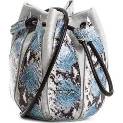 Torebka GINO ROSSI - Ponczi XC3783-ELB-BGTS-0519-T S 50/0M. Szare torebki klasyczne damskie marki Gino Rossi, ze skóry ekologicznej. W wyprzedaży za 249,00 zł.