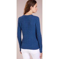 Polo Ralph Lauren JULIANNA Sweter new blue heather - 2