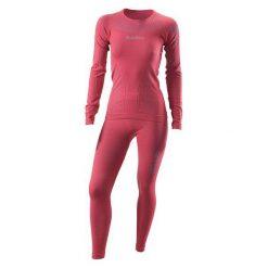 VIKING Kombinezon damski Lana (set) różowy r. S (5001513 S). Czerwone body i gorsety marki Viking, s, sportowe. Za 195,42 zł.