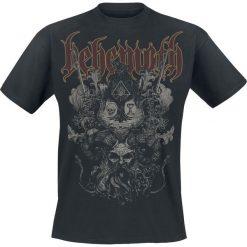 Behemoth Herald T-Shirt czarny. Czarne t-shirty męskie Behemoth, s, z nadrukiem, z okrągłym kołnierzem. Za 74,90 zł.