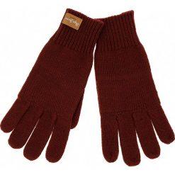 Rękawiczki Damskie PEPE JEANS - Elissa Gloves PL080128  Garnet 284. Brązowe rękawiczki damskie marki Roeckl. Za 99,00 zł.
