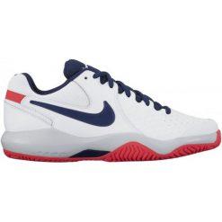 Nike Buty Tenisowe Women's Air Zoom Resistance Tennis 37.5. Brązowe buty do fitnessu damskie marki NEWFEEL, z gumy. W wyprzedaży za 239,00 zł.