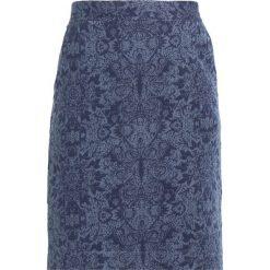 Spódniczki: Noa Noa FLOWER Spódnica ołówkowa  art blue