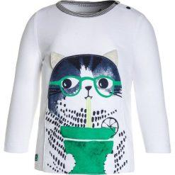 Catimini GRAPHIC CITY DOUDOU Bluzka z długim rękawem blanc. Białe bluzki dziewczęce bawełniane marki UP ALL NIGHT, z krótkim rękawem. Za 159,00 zł.