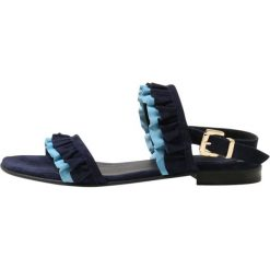 Rzymianki damskie: Billi Bi Sandały navy/light blue