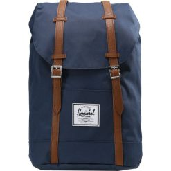 Plecaki męskie: Herschel RETREAT Plecak navy/tan