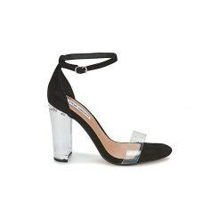 Sandały Steve Madden  CHELSEA. Czarne sandały damskie marki Steve Madden. Za 307,30 zł.