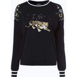Bluzy damskie: Margittes - Damska bluza nierozpinana, czarny