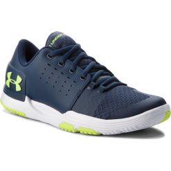 Buty UNDER ARMOUR - Ua Limitless Tr 3.0 3000331-400 Nvy. Niebieskie buty fitness męskie Under Armour, z materiału. W wyprzedaży za 219,00 zł.