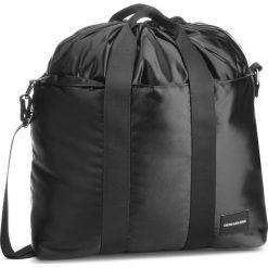 Torebka CALVIN KLEIN JEANS - Satin Dw Tote K40K400816 001. Czarne torebki worki Calvin Klein Jeans, z jeansu. Za 449,00 zł.