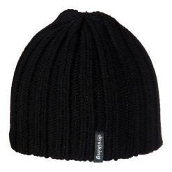 Czapki męskie: Viking Czapki Borga best-wool czarna r. 58 (240600958)
