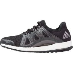 Buty sportowe damskie: adidas Performance PURE BOOST XPOSE Obuwie do biegania treningowe core black/tech silver metallic