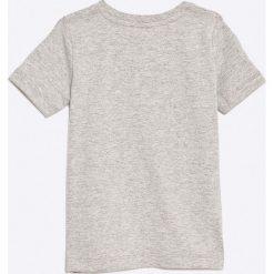 Name it - T-shirt dziecięcy 80-104 cm. Szare t-shirty chłopięce z nadrukiem marki Name it, s, z bawełny, z okrągłym kołnierzem. W wyprzedaży za 39,90 zł.