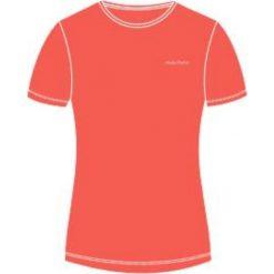 MARTES Koszulka damska LADY SOLAN Hot Coral r. L. Różowe bluzki asymetryczne MARTES, l. Za 18,74 zł.